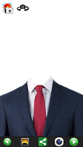 Suits Men Photo Effects screenshot 1