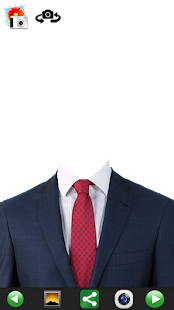 Suits Men Photo Effects - náhled