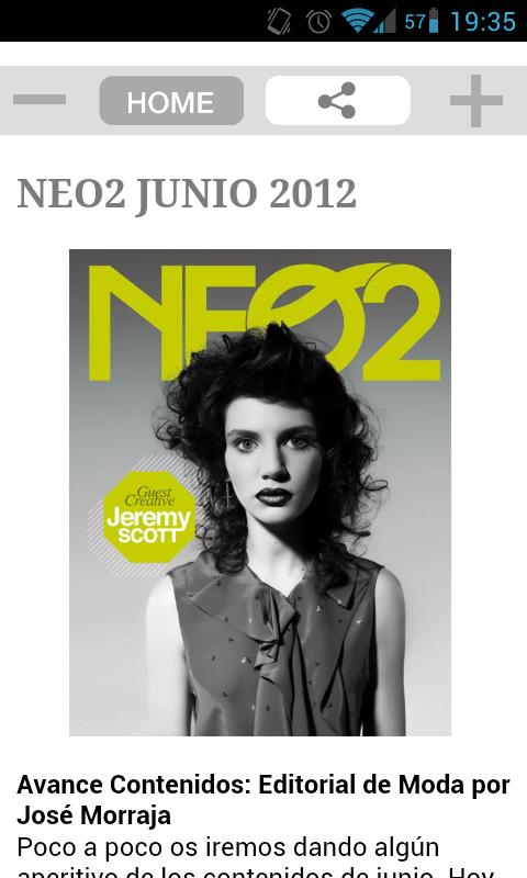 NEO2 - screenshot