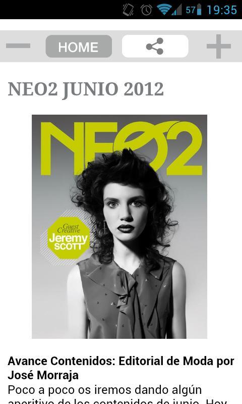NEO2 - screenshot