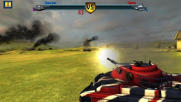 Screenshot of Boom! Tanks