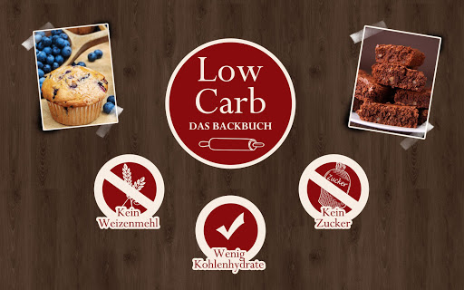 Low Carb Backen: Rezepte