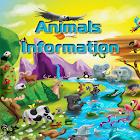 Animals Information icon