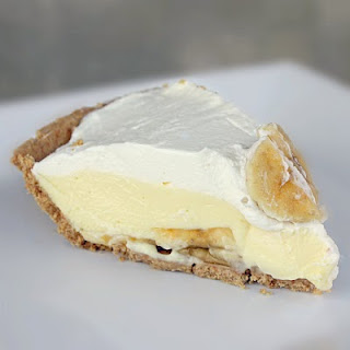 Banana Cream Pie the easy way…
