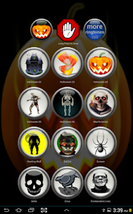Free Scary Halloween Ringtones - screenshot thumbnail