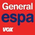 Vox General Spanish Language icon