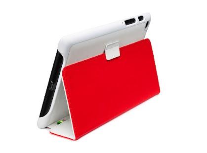 Nexus 7 (2013) Case - White/Red - screenshot thumbnail