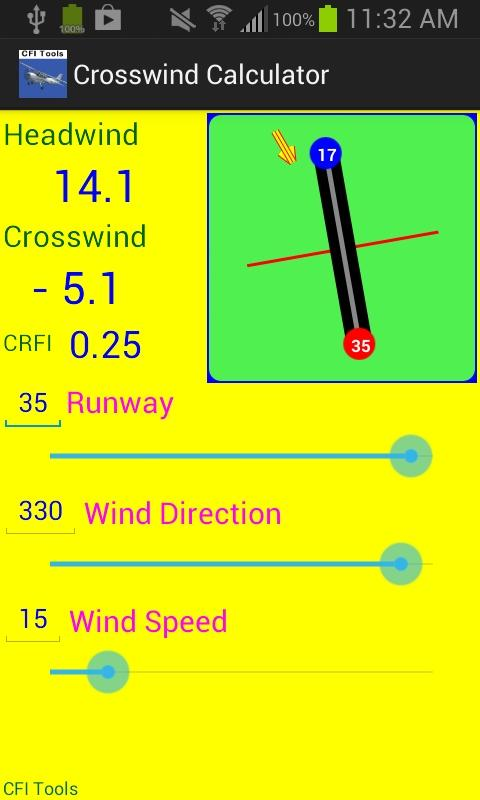 CFI Tools General Aviation- screenshot
