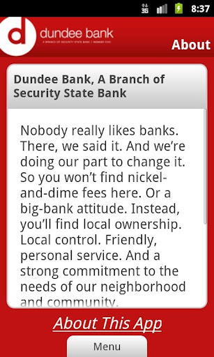 Dundee Mobile Banking