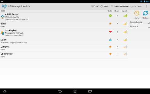 WiFi Manager Screenshot 15