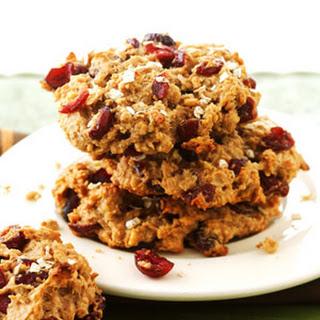 Cranberry Banana Oat Cookies Recipes.
