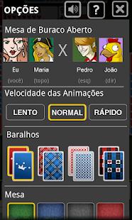 Buraco Jogatina - screenshot thumbnail