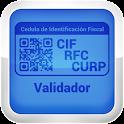 CIF, RFC Y CURP Plus icon