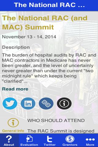 RAC Summit