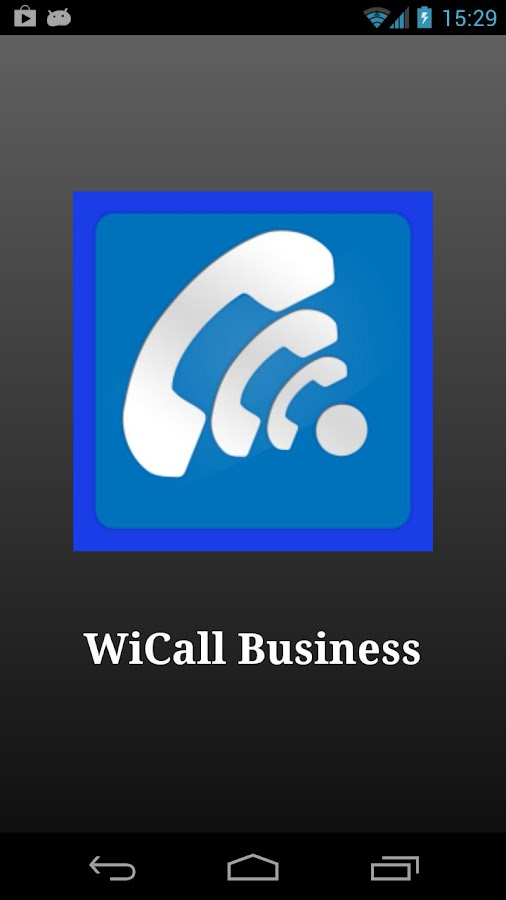 WiCall Business - HQ Call- screenshot