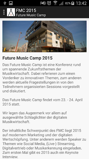 Future Music Camp 2015