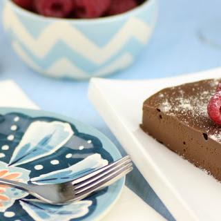 Raw Chocolate Cream Pie