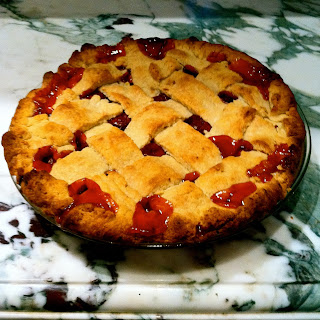 Cherry 3-14 Pie