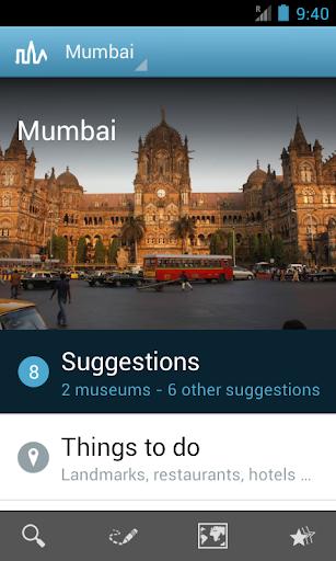 Mumbai Travel Guide by Triposo