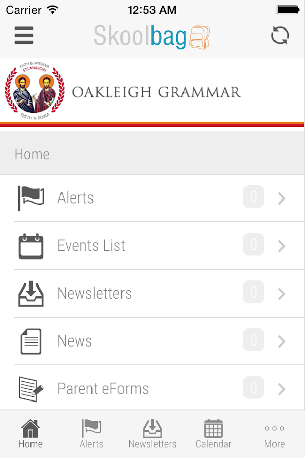 Oakleigh Grammar- screenshot