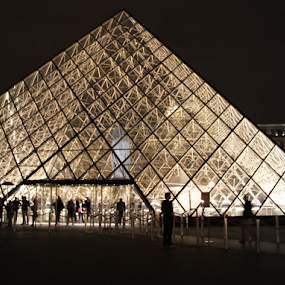 Glass Pyramid by Michael Lunn - Buildings & Architecture Other Exteriors (  )