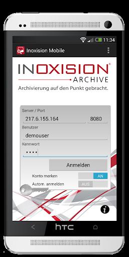 Inoxision Mobile