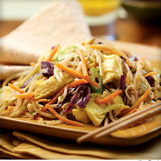 Moo Shu Vegetables.