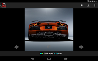 Screenshot of GW CarPix HD