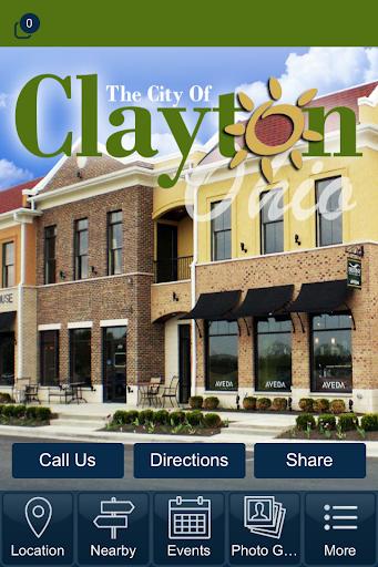 City of Clayton Ohio