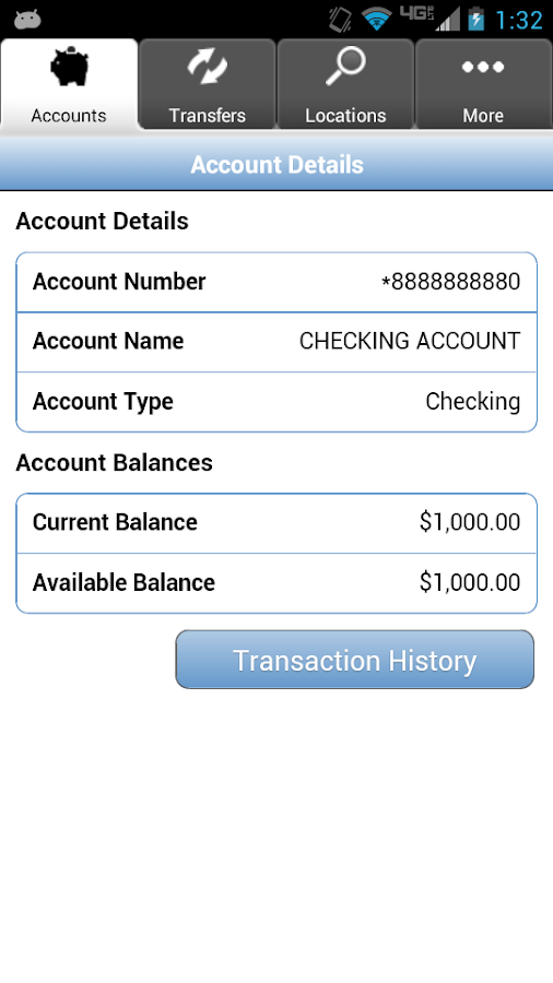 Aberdeen Proving Ground FCU- screenshot
