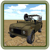 Jeep racing game