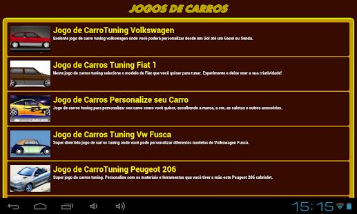 Jogos de Carros - screenshot thumbnail