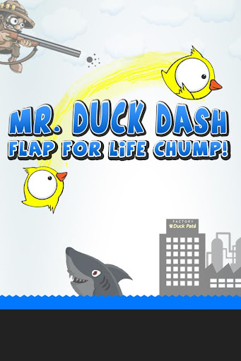 Mr Duck Dash: Flap For Life