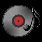 Retro Record Player (Vinyl) icon