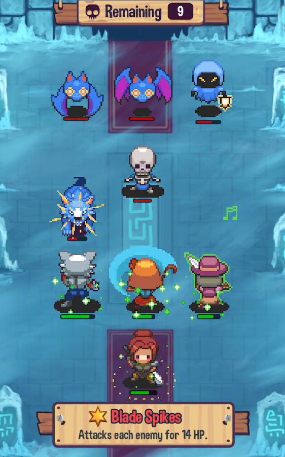 Swap Heroes 2- screenshot