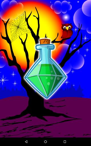 Potion Jade Solve
