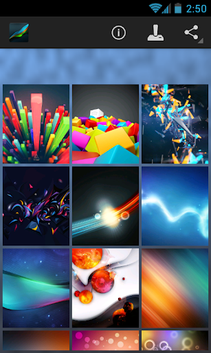 3D Abstract Wallpapers