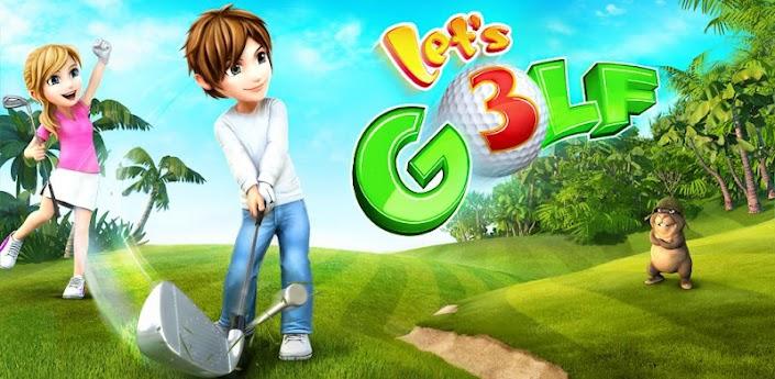 Let's Golf! 3 HD apk