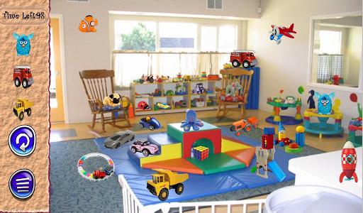 【免費休閒App】Hidden Objects Toy Room-APP點子