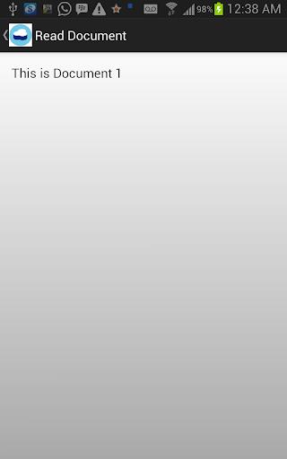 【免費個人化App】Cloudant Demo-APP點子