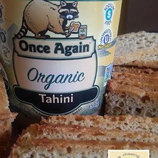 Tahini Butter Bread