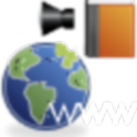 Web E-Reader & Translator logo