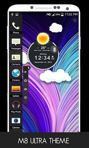 HTC M8 Ultra theme
