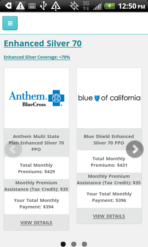 Get Covered (CA)- screenshot