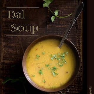 Dal Soup.