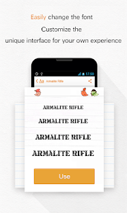 HiFont(Fonts For Android) - screenshot thumbnail