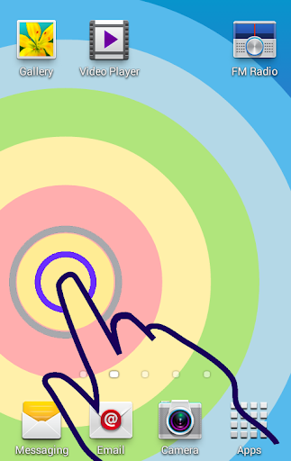 Colorful Live Wallpaper