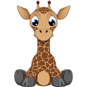 My little giraffe pet