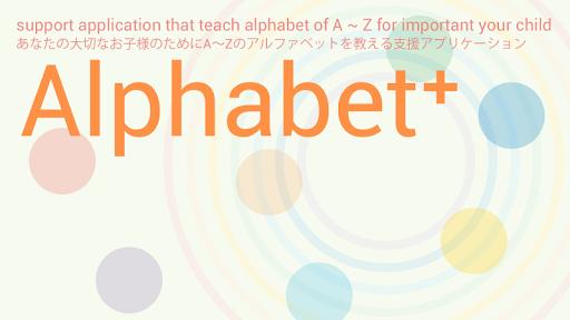 Alphabet+