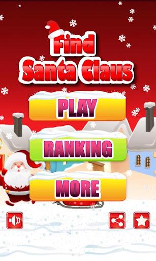Find Santa Kids Puzzle
